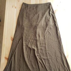 Sheer Maxi Skirt